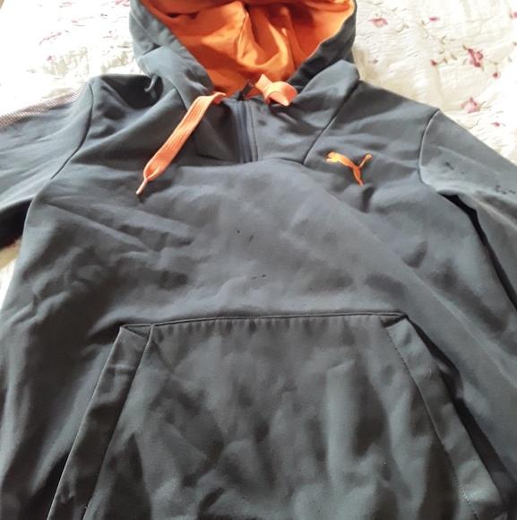 Puma Jackets & Blazers - Puma hoodie
